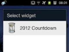 "2012 ""Doomsday"" Countdown 1.0 Screenshot"