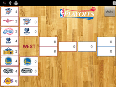 2013 Playoffs Simulator 2.1 Screenshot