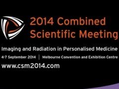 2014 Combined Scientific Meeting 1.1 Screenshot