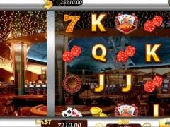 2015 A Abalon Vegas Jackpot Casino - FREE Slots Game HD 1.4 Screenshot