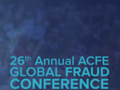 2015 ACFE Fraud Conference 1.1 Screenshot