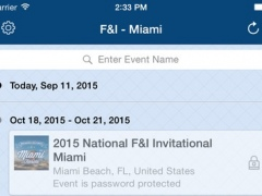 2015 National F&I Invitational Miami 1.4 Screenshot
