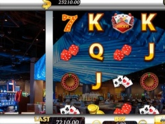 ````` 2016 ````` - A Big Dice Lucky SLOTS Game - FREE Vegas Spin & Win 1.0 Screenshot
