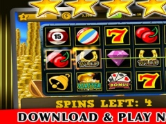 2016 A Big Slots Favorites Golden Gambler Slots Game - FREE Classic Casino Game Spin and Win 1.0 Screenshot