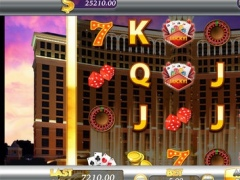 2016 A Casino BIg Win Deluxe Slots Game 1.0 Screenshot