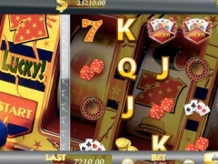 2016 A Extreme Royal Lucky Slots Game - FREE Vegas Spin & Win 1.0 Screenshot
