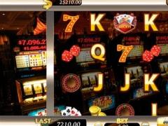 2016 Advanced Las Vegas Lucky Slots Game - FREE Ve 1.0 Screenshot