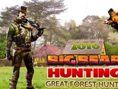 2016 Big Bear Hunting Great Forest Hunting Land 1.0 Screenshot