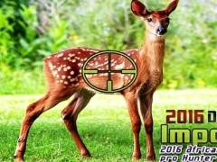2016 Deer Hunting Impossible Pro - 2016 African Safari White-Tail Pro Hunter Season Challenge 1.0 Screenshot