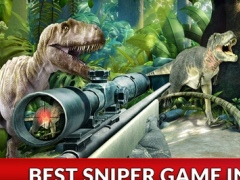 2016 Dino Sniper Hunter Challenge - Shoot to Kill Last Dinosaur Survival Mission 1.0 Screenshot
