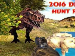 2016 Dinosaur Hunt Park 3D Pro 1.0 Screenshot