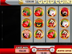 2016 Fantasy Slots Vip Casino - Free Coin Bonus 1.0 Screenshot