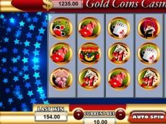 2016 Full Dice Play Slots Machines - Free Coin Bonus 1.0 Screenshot