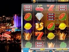 2016 Hot Night Las Vegas City - FREE Slots Machine Game 1.0 Screenshot