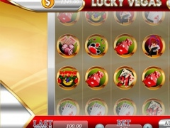 2016 Hot Spins Multi Betline - Free Slot Machine Tournament Game 3.0 Screenshot