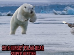 2016 Hungry Polar Bear Sniper Hunting Pro 1.0 Screenshot