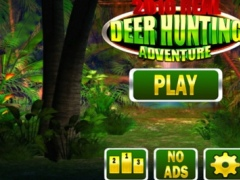 2016 Real Deer Hunting Adventure Great white Big Buck Shooting Games 1.0 Screenshot