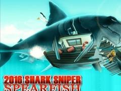 2016 Shark Sniper Spearfish : Deadly Spearfishing Underwater Hunting challenge Sea Sports Hunter Season 1.0 Screenshot