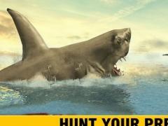 2016 Shark spear-fishing hunter in sea world Games PRO 1.0 Screenshot