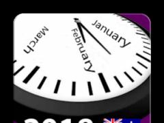 2018 Aussie Holiday Calendar (National & Local) 4.0 Screenshot