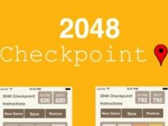 2048 Checkpoint! 1.1 Screenshot