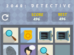2048: Detective 1.0 Screenshot