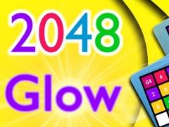 2048 Glow 1.0 Screenshot