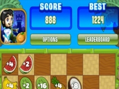 2048 Go Bananas 1.0.1 Screenshot