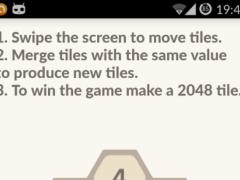 2048 HEX 1.1 Screenshot