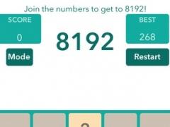 2048 Infinity Summer Edition 1.3 Screenshot