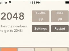 2048 - New 2048 Game 2.0 Screenshot
