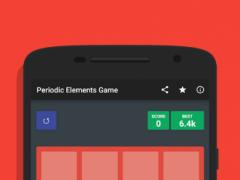 2048 Periodic Elements Game 🔬 1.0.2 Screenshot