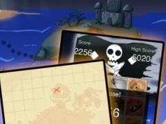 2048: Pirate's Treasure Hunt PRO 1.0 Screenshot