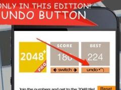 2048+ Pro Free! 1.0 Screenshot