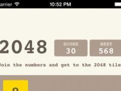 2048 Pro. 1.2 Screenshot