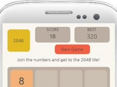 2048 S-Game 1.0 Screenshot
