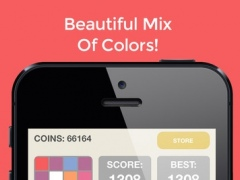2048: White Out - The Best Color, Tile, And Merge Puzzle For All Ages! 2.0 Screenshot