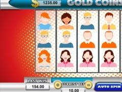 21 Amazing Scatter Doubling Up - Free Slots Gambler Game 1.0 Screenshot