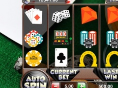 21 Four Aces Slot Club of Nevada - Play Free Entretainment Slots 2.0 Screenshot