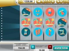 21 Ultimate Vegas Hot Coins Rewards - Star City 1.0 Screenshot