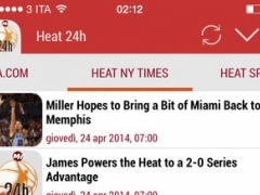 24h News for Miami Heat 1.2.0 Screenshot