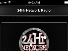24Hr Network Radio 1.2 Screenshot