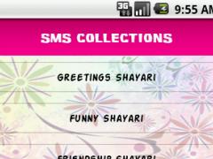 25000+ Shayari SMS Collections 1.0 Screenshot