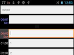 26 Hours NoteBook 20130603 Screenshot