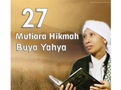 27 Pearl of Wisdom Buya Yahya 1.1 Screenshot
