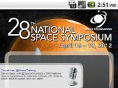 28th National Space Symposium 1.1 Screenshot