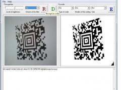 2D Barcode Recognizer (Reader) 1.0.1.0 Screenshot