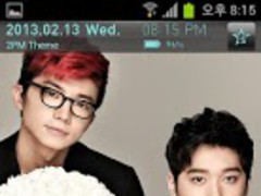 [2PM Theme] 2PM 2.0 Screenshot
