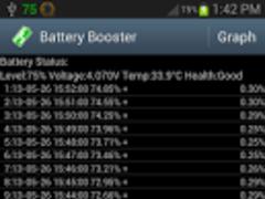 2X battery saver - Monitor 1.0 Screenshot