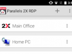 Parallels Client (legacy)  Screenshot